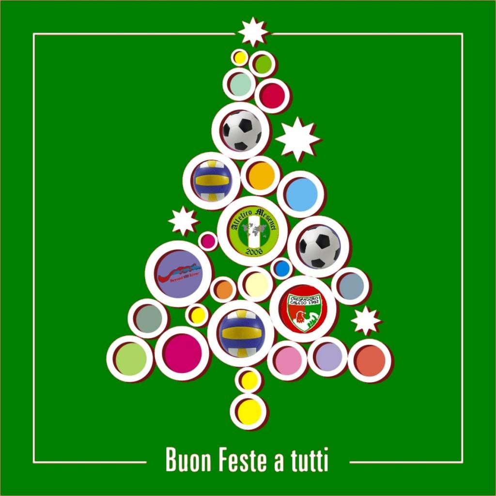 Auguri Di Natale Per Sportivi.Associazione Sportiva Dilettantistica Atletico Mesenei Aics Vicenza